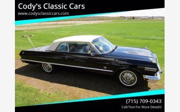 1963 Chevrolet Impala for sale 101317184