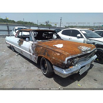 1963 Chevrolet Impala for sale 101337273