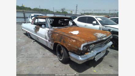 1963 Chevrolet Impala for sale 101337273