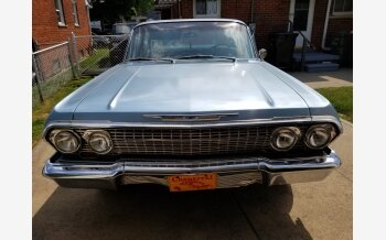 1963 Chevrolet Impala for sale 101346142