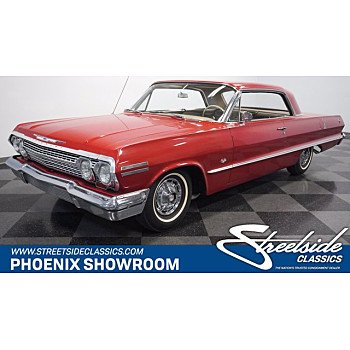 1963 Chevrolet Impala SS for sale 101366739