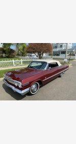 1963 Chevrolet Impala SS for sale 101368307