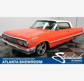 1963 Chevrolet Impala for sale 101375952