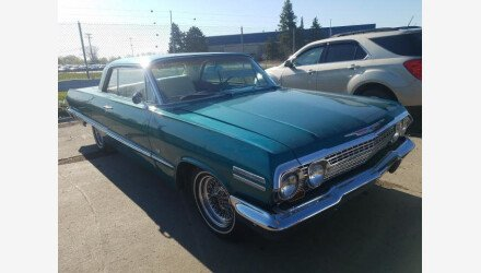 1963 Chevrolet Impala for sale 101402674
