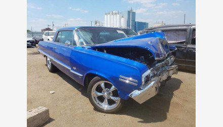1963 Chevrolet Impala for sale 101402682
