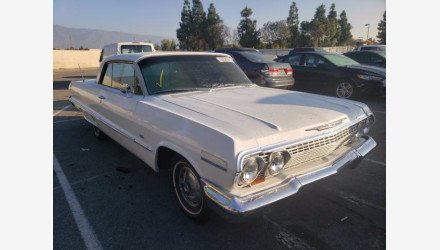 1963 Chevrolet Impala for sale 101413060