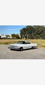1963 Chevrolet Impala for sale 101433806