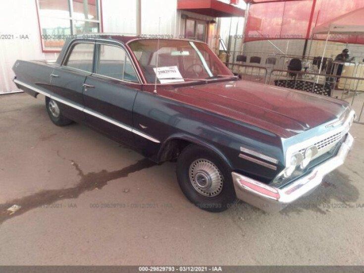 1963 Chevrolet Impala for sale 101473815