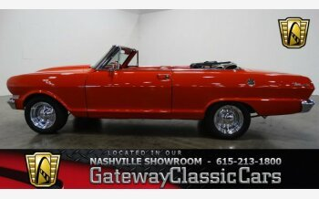 1963 Chevrolet Nova for sale 100965117