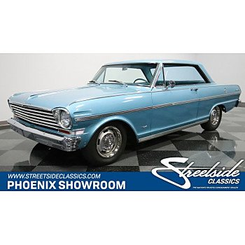 1963 Chevrolet Nova for sale 101053724