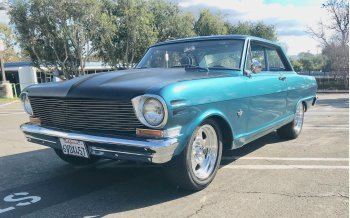 1963 Chevrolet Nova for sale 101248001