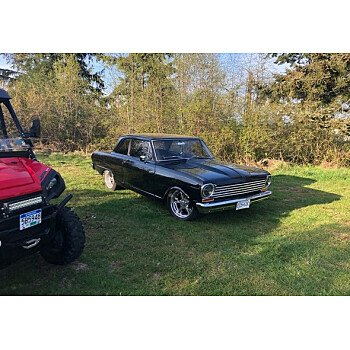 1963 Chevrolet Nova for sale 100986571