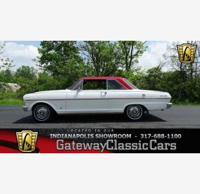 1963 Chevrolet Nova for sale 100991705