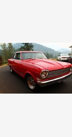 1963 Chevrolet Nova for sale 101012027