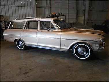 1963 Chevrolet Nova for sale 101051326