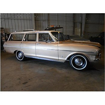 1963 Chevrolet Nova for sale 101051326