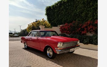 1963 Chevrolet Nova Coupe for sale 101058325