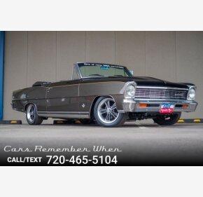 1963 Chevrolet Nova for sale 101097964