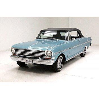1963 Chevrolet Nova for sale 101153919