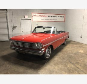 1963 Chevrolet Nova for sale 101174596