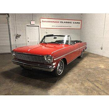 1963 Chevrolet Nova for sale 101174596