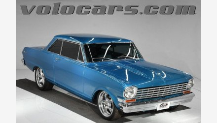 1963 Chevrolet Nova for sale 101184992
