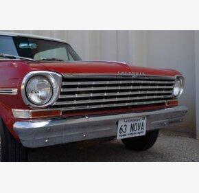 1963 Chevrolet Nova for sale 101203404