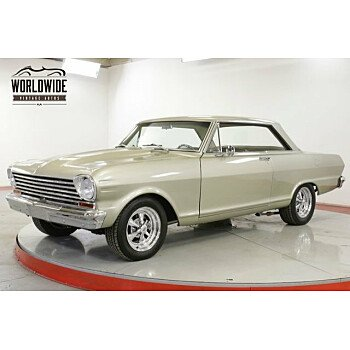 1963 Chevrolet Nova for sale 101215627
