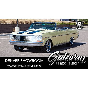 1963 Chevrolet Nova for sale 101225304