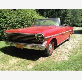 1963 Chevrolet Nova for sale 101240457