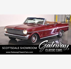 1963 Chevrolet Nova for sale 101253688