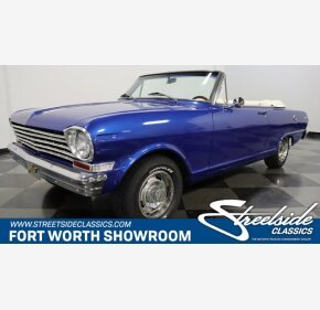 1963 Chevrolet Nova for sale 101293636