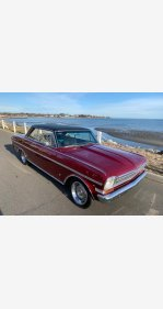 1963 Chevrolet Nova for sale 101300084