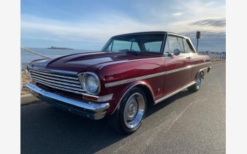 1963 Chevrolet Nova for sale 101300084