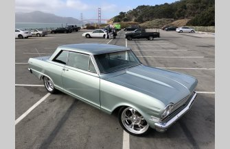 1963 Chevrolet Nova Coupe for sale 101332122