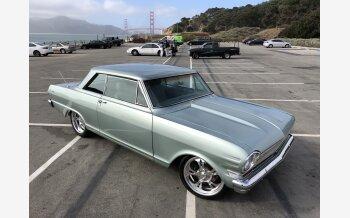 1963 Chevrolet Nova Coupe for sale 101332122