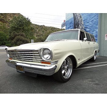 1963 Chevrolet Nova for sale 101339157