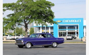 1963 Chevrolet Nova for sale 101348063