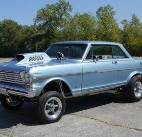 1963 Chevrolet Nova for sale 101381968