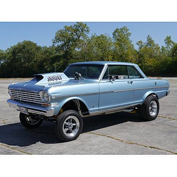 1963 Chevrolet Nova for sale 101381968