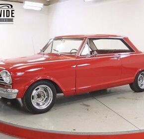 1963 Chevrolet Nova for sale 101461755