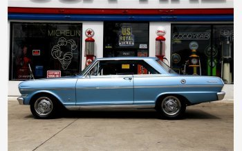 1963 Chevrolet Nova Coupe for sale 101489328