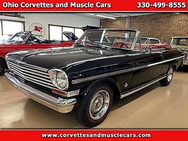 1963 Chevrolet Nova for sale 101492342
