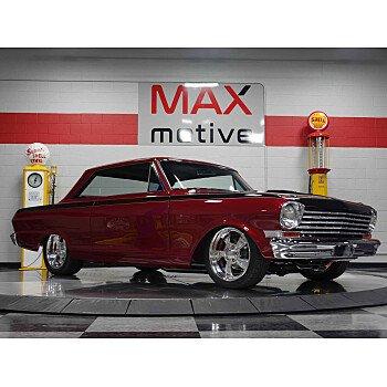 1963 Chevrolet Nova for sale 101510483
