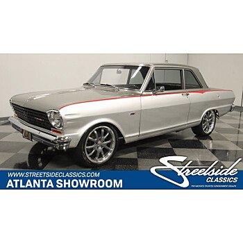 1963 Chevrolet Nova for sale 101579144