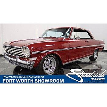 1963 Chevrolet Nova for sale 101617444