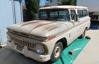 1963 Chevrolet Suburban 2WD for sale 101191861