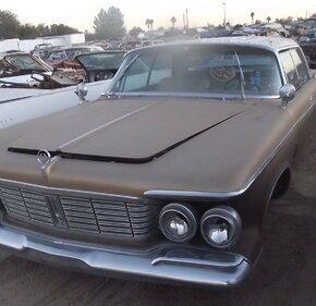1963 Chrysler Imperial for sale 101322405