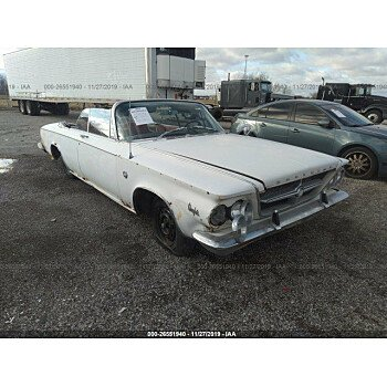 1963 Chrysler Other Chrysler Models for sale 101103419