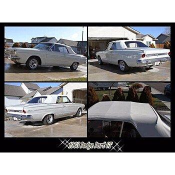 1963 Dodge Dart for sale 101583836